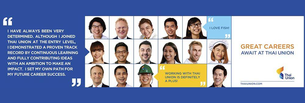 THAI UNION GROUP PCL.'s banner