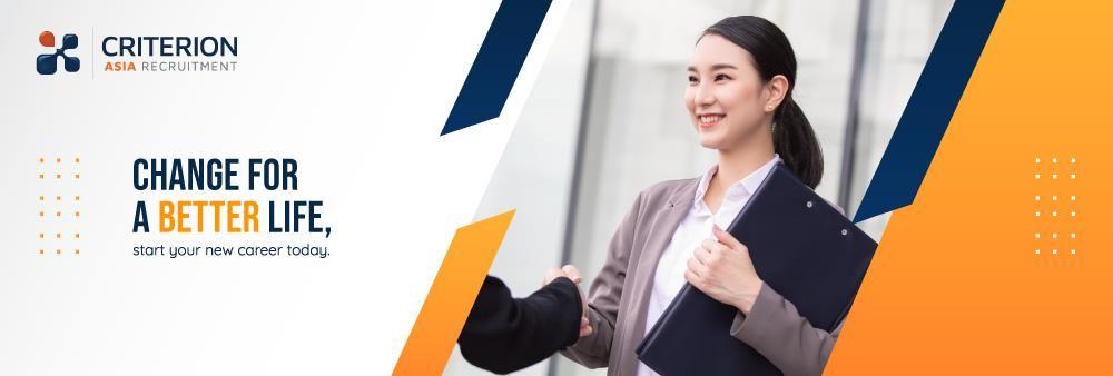 Criterion Asia Recruitment (Thailand) Co. Ltd.'s banner