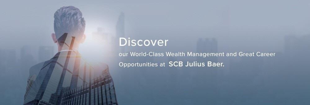 SCB-Julius Baer Securities Co., Ltd.'s banner