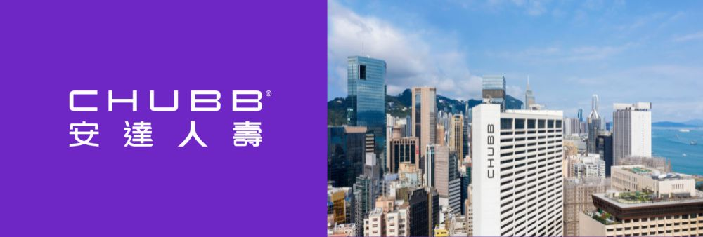Chubb Life Insurance Company Ltd.'s banner