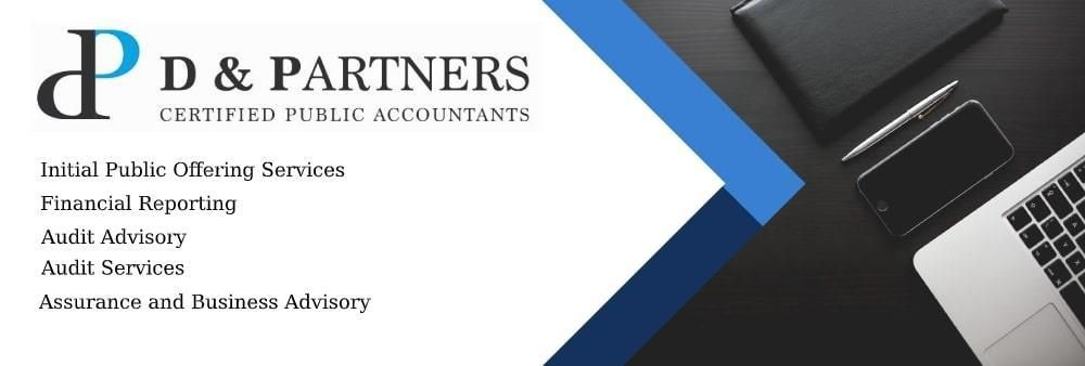 D & Partners CPA Limited's banner