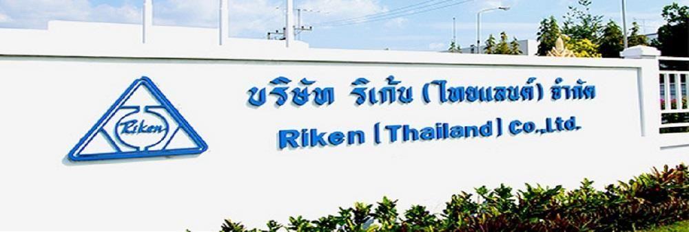 Riken (Thailand) Co., Ltd.'s banner