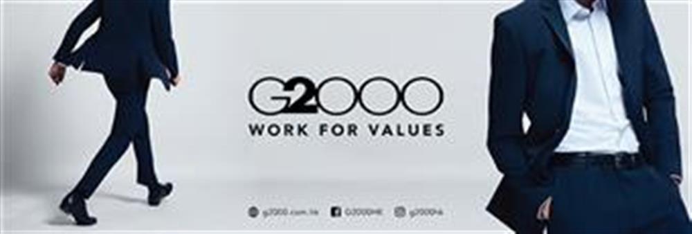 G2000 (Apparel) Ltd's banner