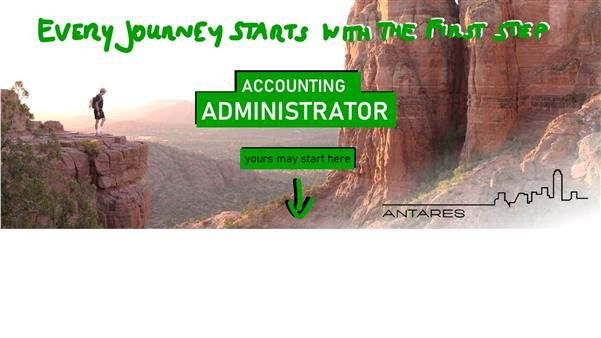 Antares Administration Limited's banner