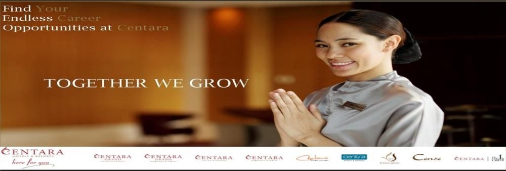 Central Group (Centara Hotels & Resorts)'s banner
