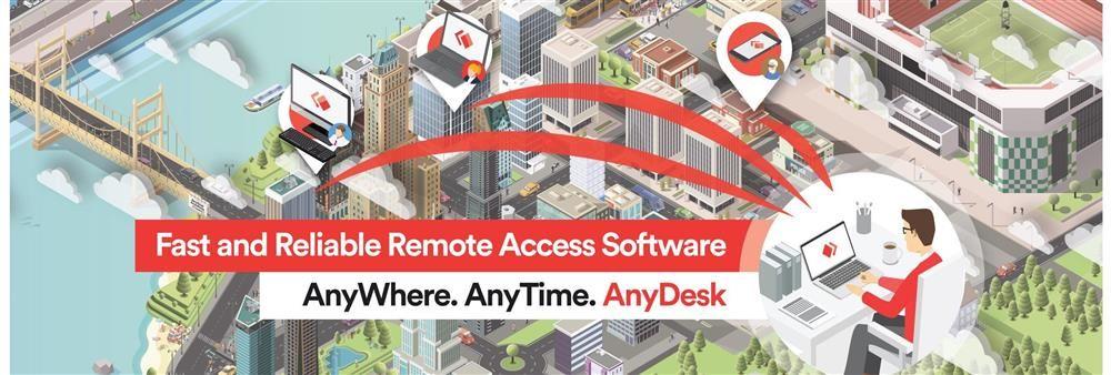 AnyDesk Software (Hong Kong) Limited's banner