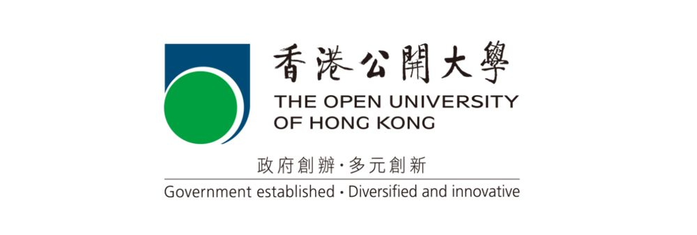 The Open University of Hong Kong's banner