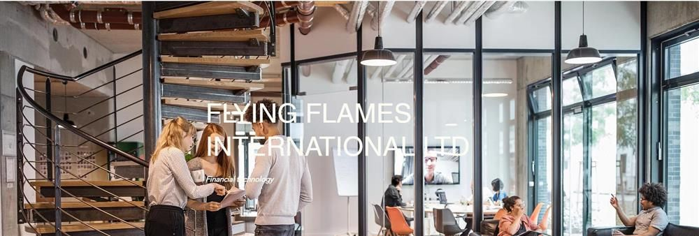 Flying Flames International Limited's banner