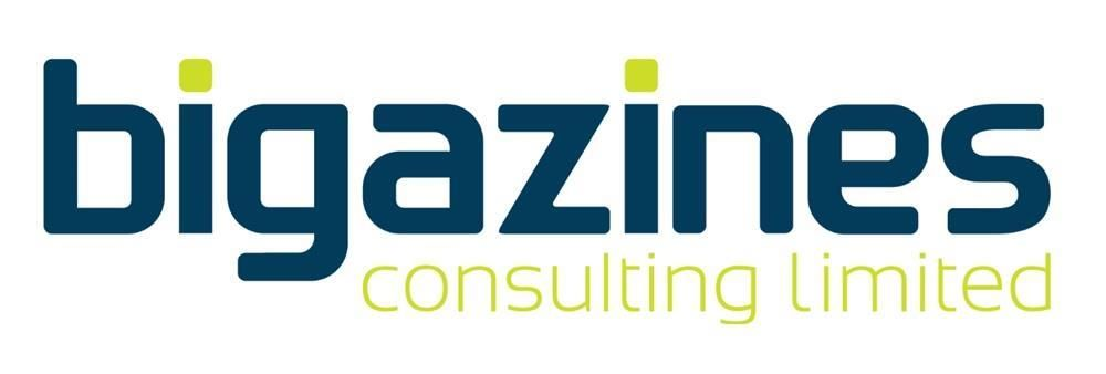 Bigazines Consulting Limited's banner