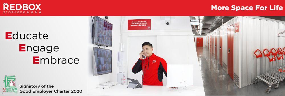 RedBox Storage Limited's banner
