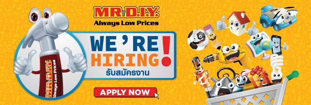MR. D.I.Y. TRADING (THAILAND) CO., LTD.'s banner