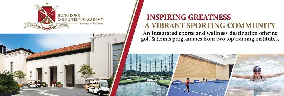 Hong Kong Golf & Tennis Academy Management Company Limited's banner
