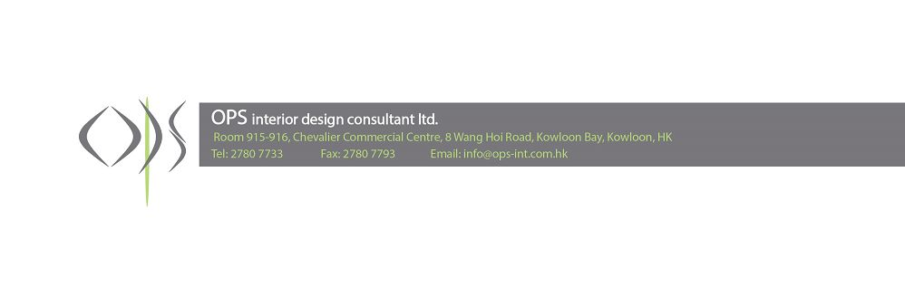 OPS Interior Design Consultant Limited's banner