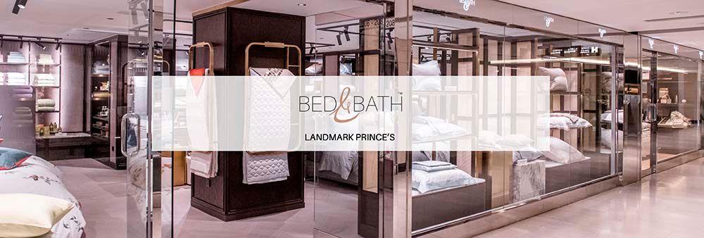 Bed & Bath's banner