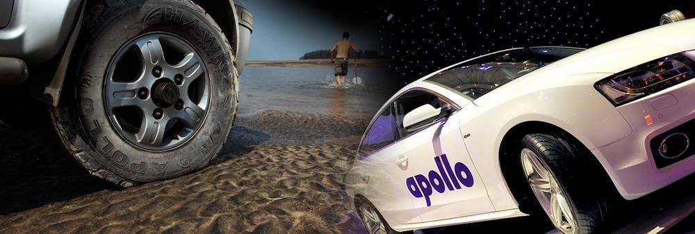 Apollo Tyres (Thailand)  Ltd.'s banner