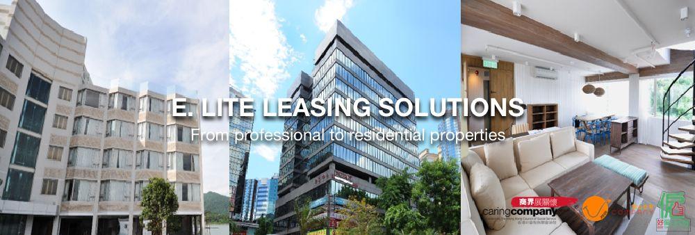 E. Lite Property Management Limited's banner
