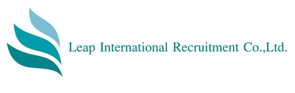 Leap International Recruitment Co., Ltd.'s banner
