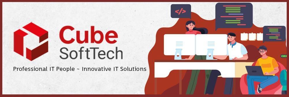 Cube SoftTech Co., Ltd.'s banner