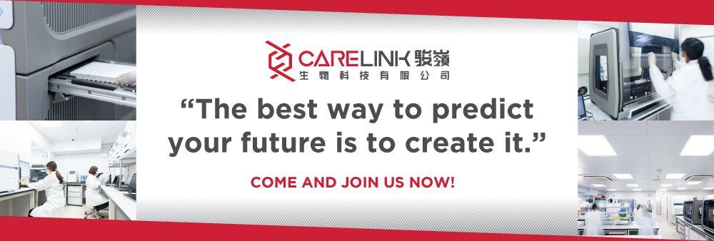 Carelink Bioscience Limited's banner