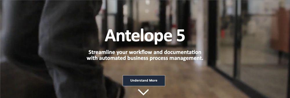 Antelope International Limited's banner