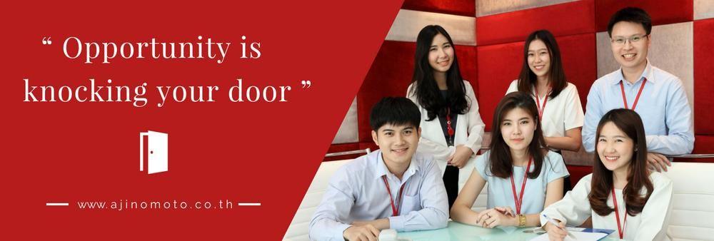 Ajinomoto (Thailand) Co., Ltd.'s banner