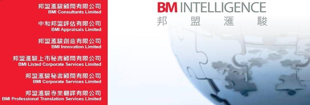 BM Intelligence's banner