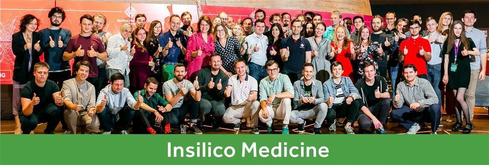 Insilico Medicine Hong Kong Limited's banner