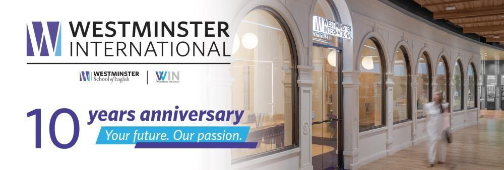 Westminster International Group's banner