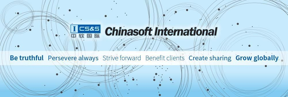 Chinasoft International Technology Service (Hong Kong) Limited's banner