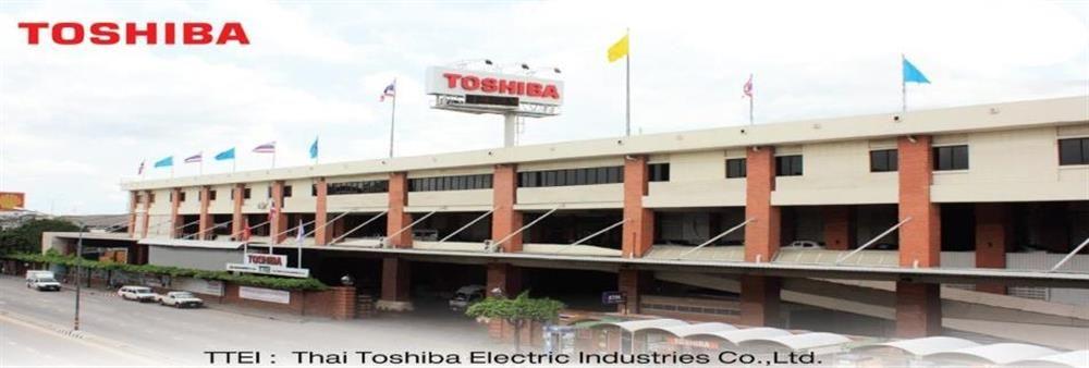 Thai Toshiba Electric Industries Co., Ltd.'s banner