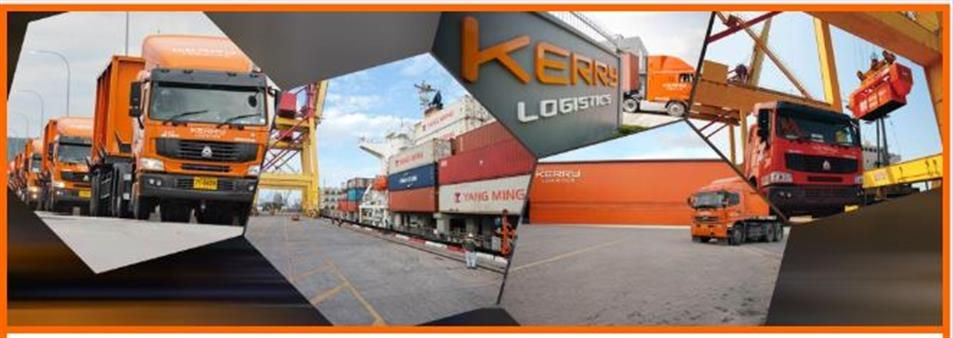 Kerry Logistics (Thailand) Limited's banner