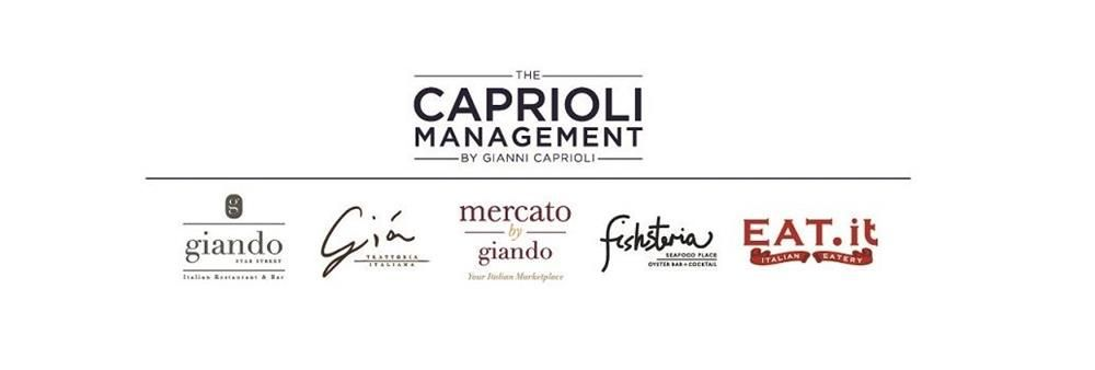 The Caprioli Management Company Limited's banner