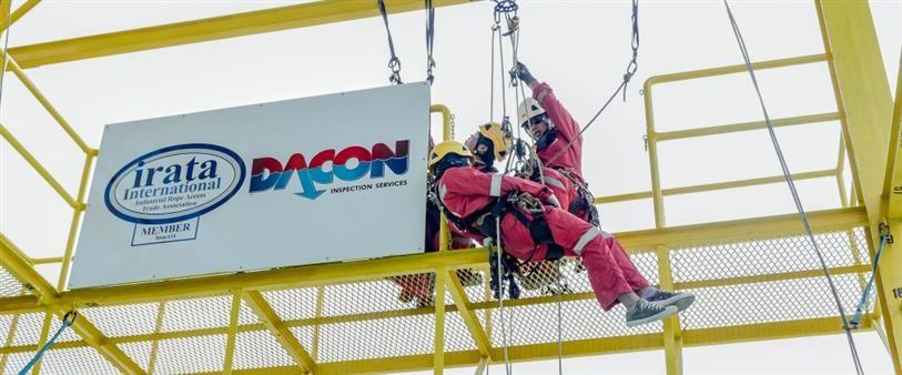 DACON INSPECTION TECHNOLOGIES CO., LTD.'s banner