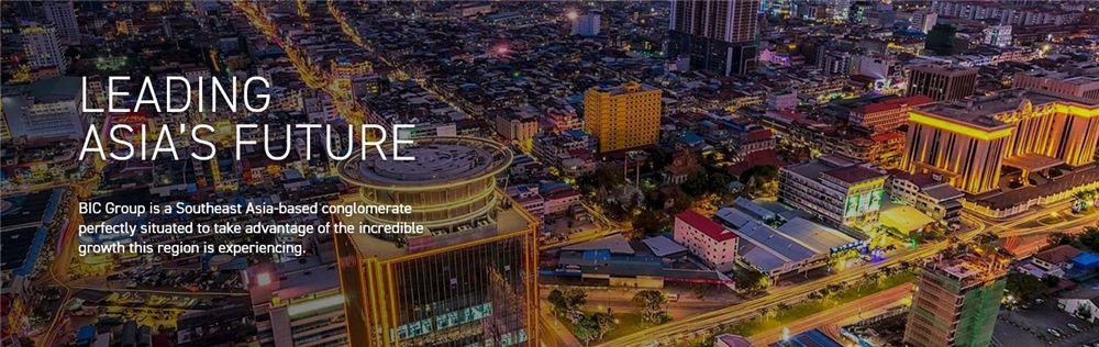 BIC Development (Thailand) Compony Limited's banner