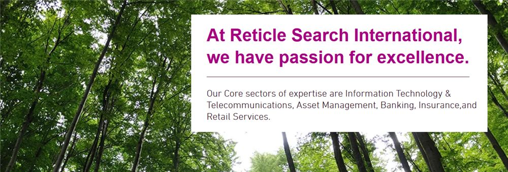 Reticle Search International Limited's banner