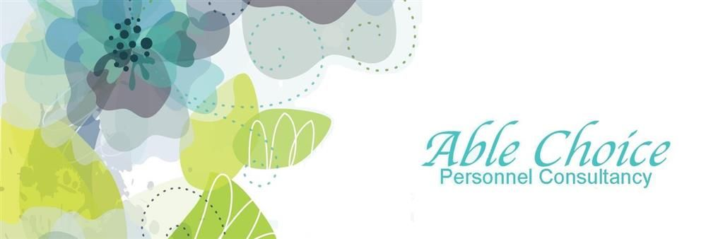 Able Choice Personnel Consultancy's banner