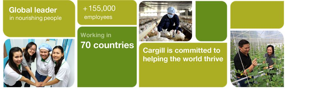 Cargill Siam Limited's banner