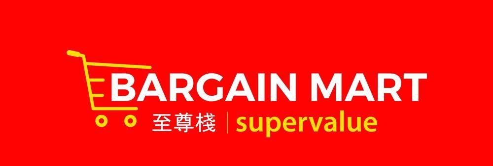 Bargain Mart's banner