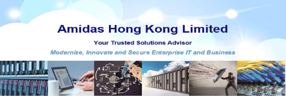 Amidas Hong Kong Limited's banner