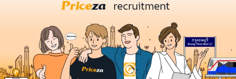 Priceza Co., Ltd.'s banner
