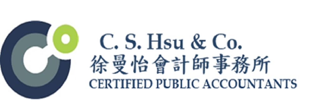 C.S. Hsu & Co.'s banner