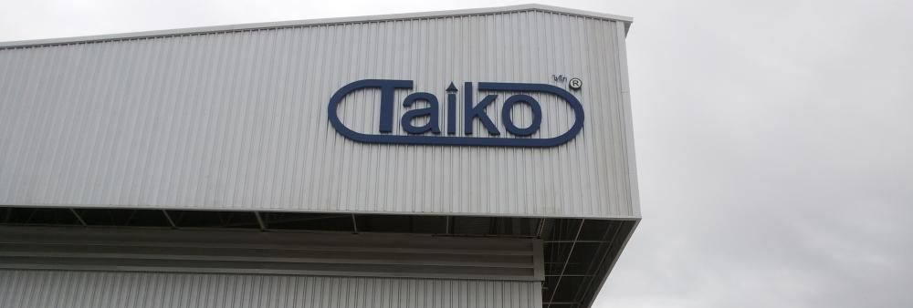 Siam Taiko Drum Industries Co., Ltd.'s banner