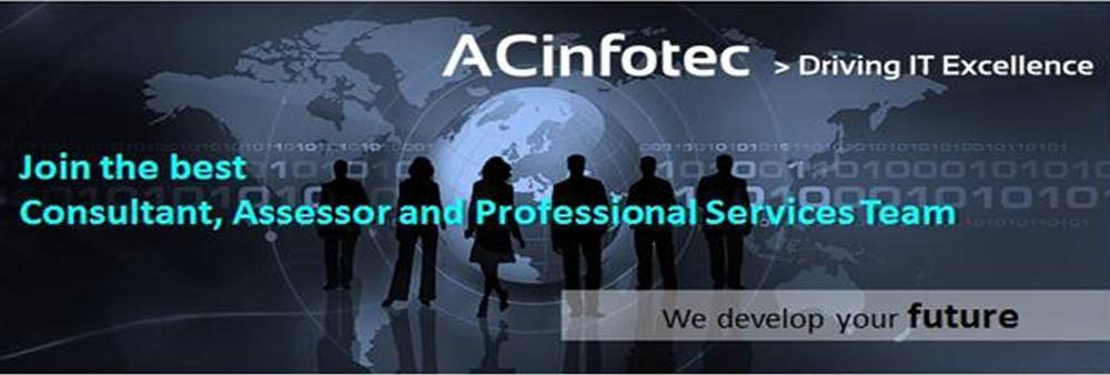 ACinfotec Co., Ltd.'s banner