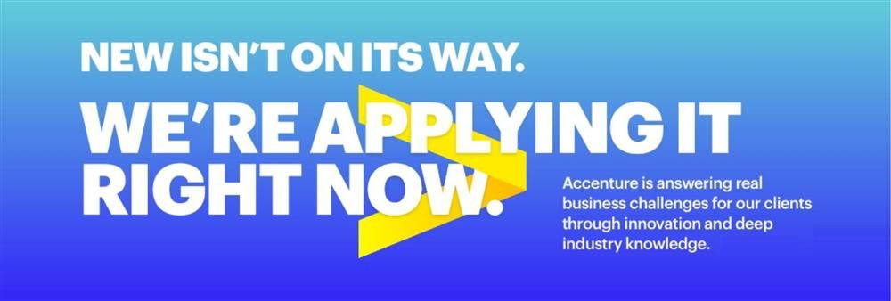 Accenture Company Limited's banner