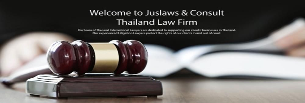Juslaws and Consult Company Limited's banner
