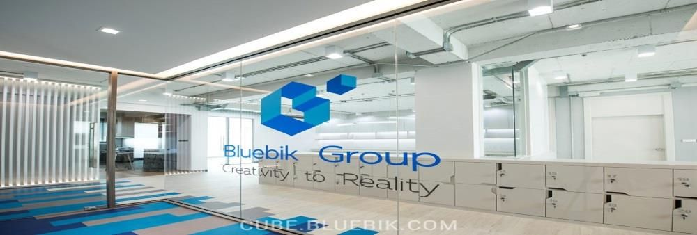 Bluebik Group PCL.'s banner
