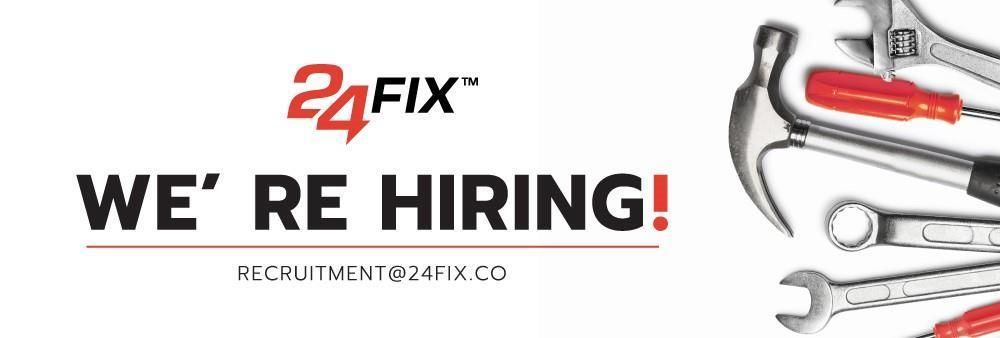 24 FIX CO., LTD.'s banner