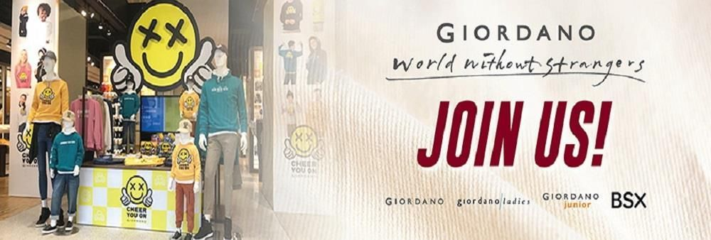 Giordano Limited's banner