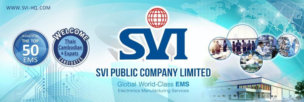SVI Public Company Limited's banner