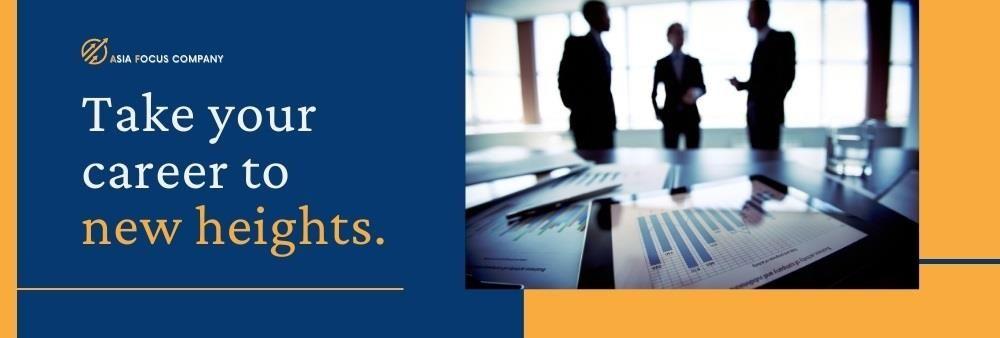 Asia Focus Recruitment's banner